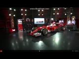 F1 2016 Онлайн Презентация Феррари SF16H.19.02. 2016 часть 2