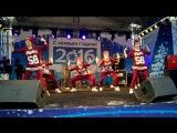 31.12.2015 Fire Soul на новогоднем празднике