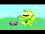 Adventure Time | Время приключений. 1 сезон. 21-22 серии. Герцог, Донни