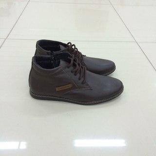 Интернет магазин мужской обуви Купить зимнюю и