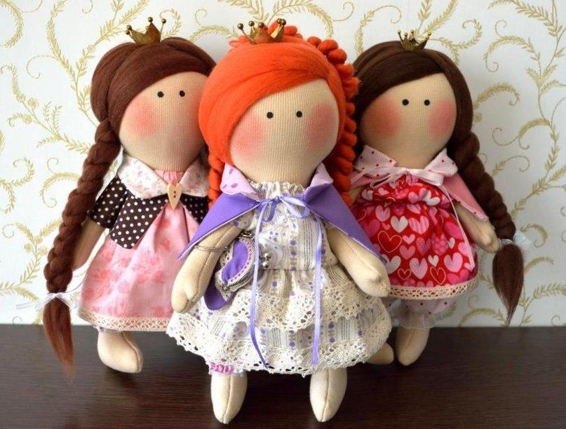 Тильды куклы новинка