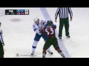Brian Boyle vs Cody McLeod Feb 22, 2015