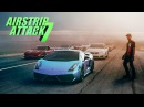 Airstrip Attack 7 1 2 Mile Roll Race and Trap Speed Competition Shift S3ctor