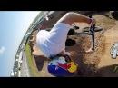 GoPro: Hucker's BMX Dirt Course Spotlight - X Games Austin 2015