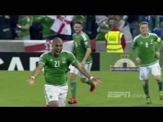 Северная Ирландия - Греция (Обзор матча)