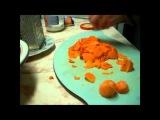 Кролик в сметане, приготовленный в духовке