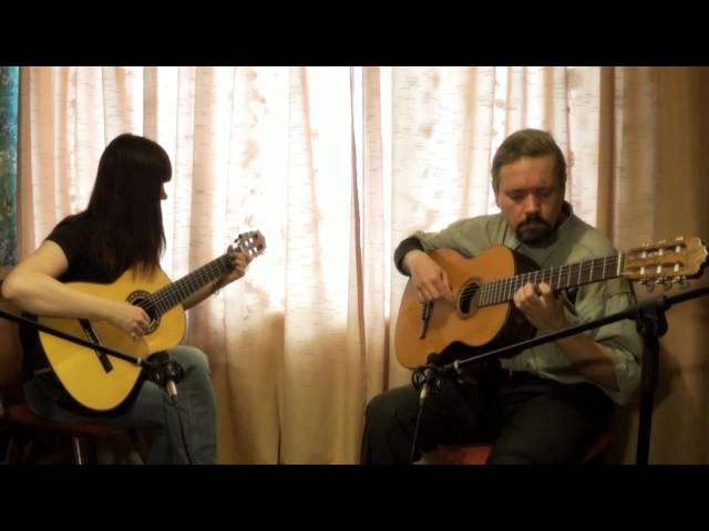 7:40 (Seven forty), guitar duo