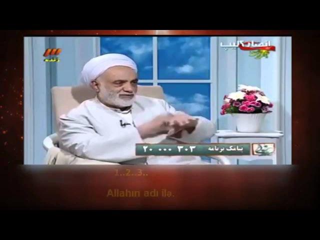 Şiəliyin bir dəqiqədə isbatı - Möhsün Qiraəti
