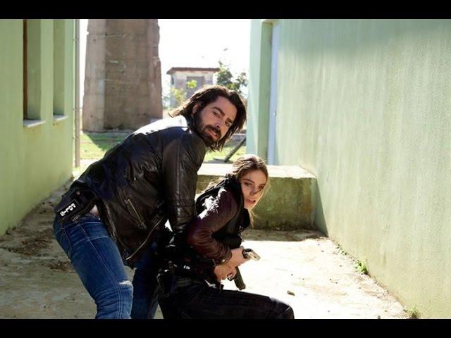 Arka Sokaklar Murat Ve Leyla`nin Konusmasi