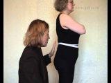 Как правильно снять мерки с женской фигуры