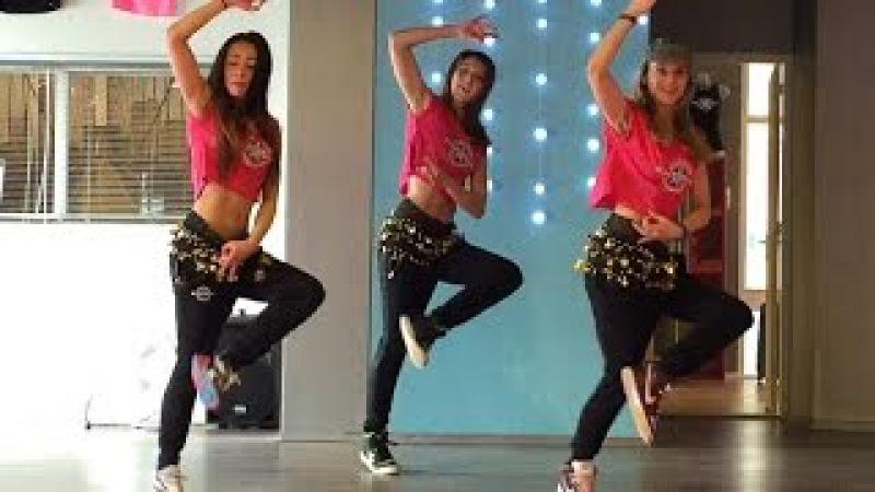 Lean On - Major Lazer - Fitness Dance Choreography - Woerden - Nederland - Harmelen
