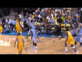 Kobe Bryant Hits First Bucket of 2014-15 Preseason