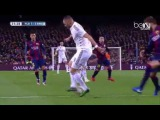 The Great pass of Karim Benzema, and the goal of Cristiano Ronaldo .