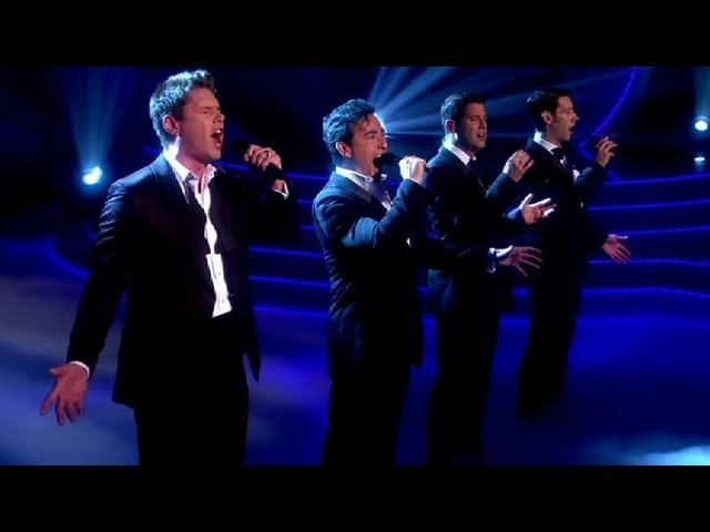 Il Divo - My Heart Will Go On (Live at BBC Children in Need 2012)