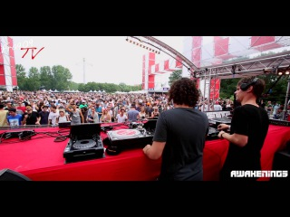 FRA909 Tv - APOLLONIA @ AWAKENINGS FESTIVAL 2015 DAY 2