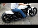 Harley Davidson Night Rod Special, Airride, VRSCDX, White Attack
