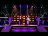Christina Grimmie vs. Sam Behymer_ Counting Stars (The Voice Highlight)