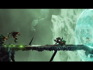 Shadow of the Beast Paris Games Week 2015 Trailer _ PS4