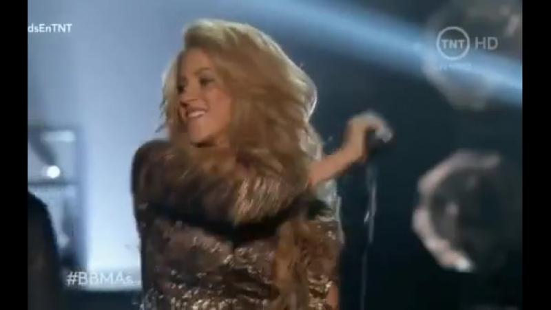 Shakira Empire (Live in Billboard Music Awards 2014)