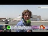 Russian planes evacuate over 300 people from war - toir in Yemen!