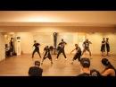 KIM HYUN JOONG 김현중 ROUND 3 - 'Unbreakable' 안무 연습