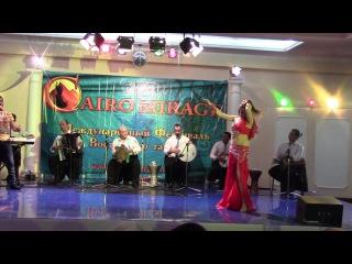 Shulkevich Veronika / Шулькевич Вероника. Oriental with Katya Eshta's orkestra