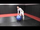 Jeff Glover, Stability Ball Work Top Jiu-Jitsu Magazine, Issue #24