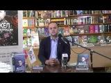 Павел Губарев - презентация книги Факел Новороссии