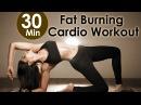 30 Min Fat Burning Cardio Workout - Bipasha Basu Unleash Full Routine - Full Body Workout
