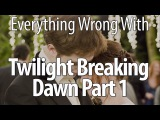 Everything Wrong With The Twilight Saga Breaking Dawn - Part 1