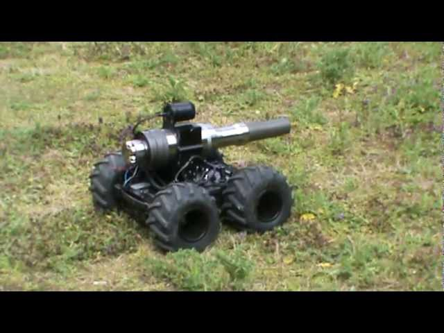 Unmanned Ground Vehicles UGV Robots