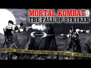 MK9: THE FALL OF STRYKER (i sux). THUNDERONE vs REGz B3beurasia. Mortal Kombat 9 PSN 2014