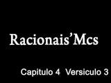 Racionais Mc's Capitulo 4  Versiculo 3