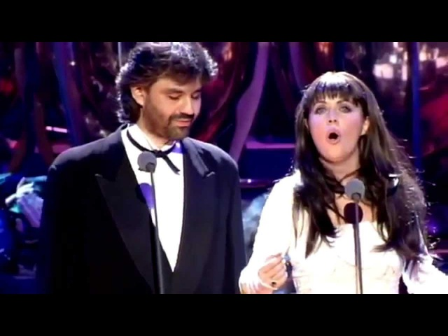 Sarah Brightman Andrea Bocelli - Time To Say GoodbyeCon Te Partirò (HD) (Live with Orchestra)