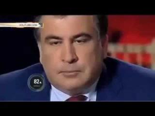 Саакашвили красиво заткнули в прямом эфире у Шустера Новости Украины сегодня