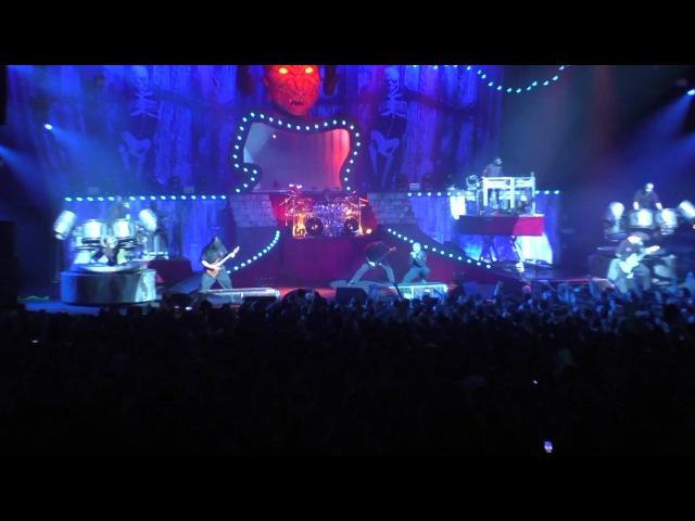 Slipknot LIVE Liberate Paris France 2015