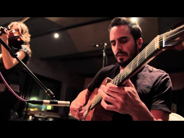 The Gonzalo Bergara Quartet records Junio