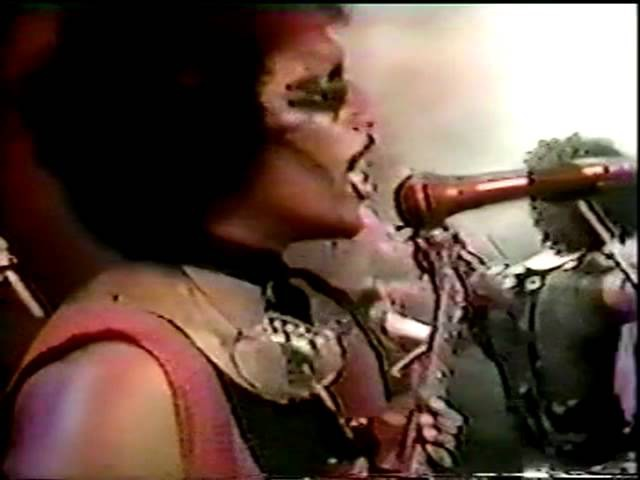 Sound Barrier Born To Rock Promo Video 198X