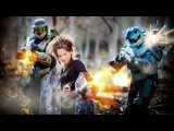 Halo Medley - Firefight - Lindsey Stirling and William Joseph DEVINSUPERTRAMP