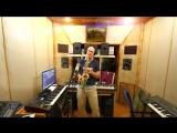 саксофонист SYNTHETICSAX - Михаил Морозов (DJ DimixeR - Lamantine (Syntheticsax Cover)