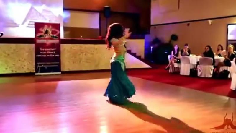 Randa Kamel Gala Show of Stars Orient Addicts International Belly Dance Festiva