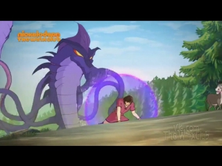 Winx Club Season 7 Episode 9 - The Fairy Cat, English