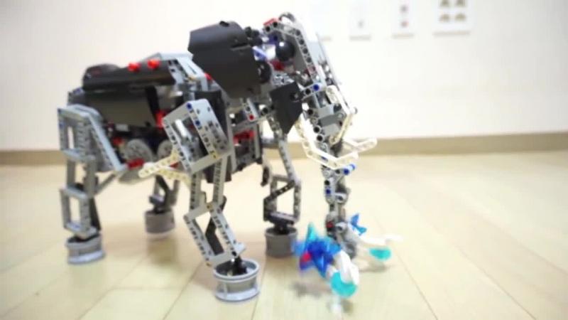 LEGO 31313 MINDSTORMS EV3 Elephant, Snake and Unicycle [vk.com/physics_math]