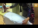 Как правильно гладить рубашку Мастер класс