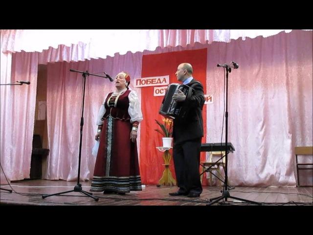 ФСНТ 2015 ДК Касимовского карьера_Поёт Лидия Николаева