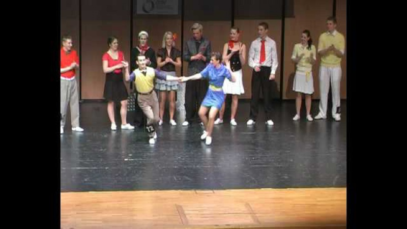 Boogie Woogie dance competition - Thats nice
