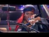 Анна Шульгина. Rihanna — «Bitch Better Have My Money». Точь-в-точь. Фрагмент выпуска от 25.10.2015 - Точь-в-точь. Третий сезон