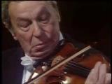 Bach - Partita Nr 2 Chaconne - Nathan Milstein