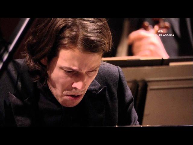 Bach Partita No 6 in E minor BWV 830 Allemanda - David Fray 2012