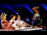 Bupsi Brown gets Cowelld  Auditions Week 2   The X Factor UK 2015